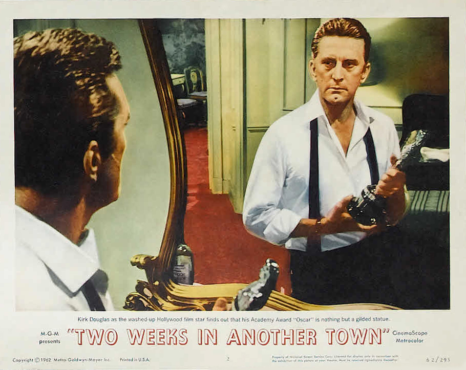 Kirk Douglas in Two Weeks in Another Town (1962)