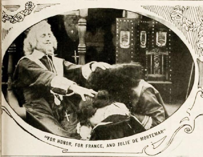 Murdock MacQuarrie in Richelieu (1914)