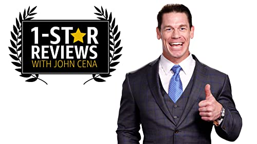 John Cena's 1-Star Reviews