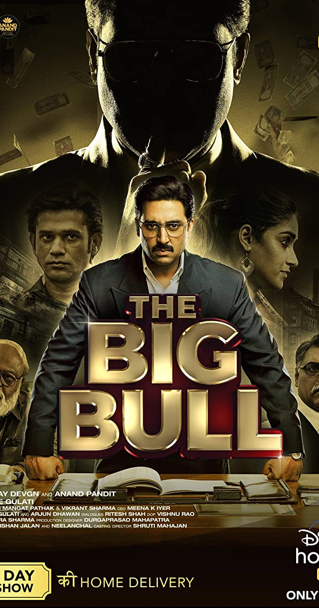 Free Download The Big Bull Full Movie
