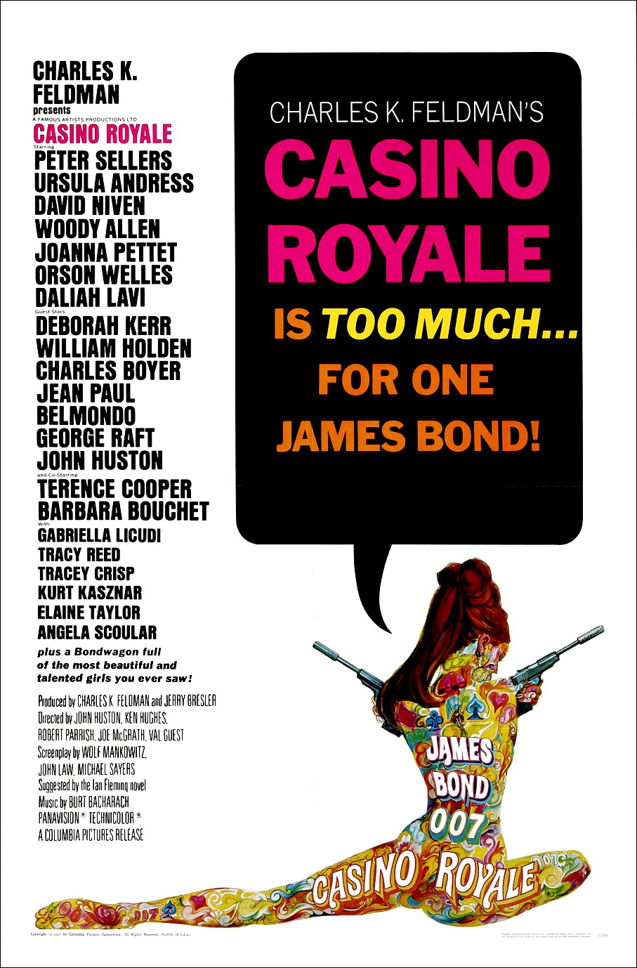 Casino Royale (1967) - IMDb