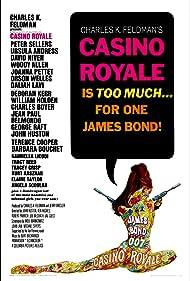 Casino Royale (1967) Poster - Movie Forum, Cast, Reviews