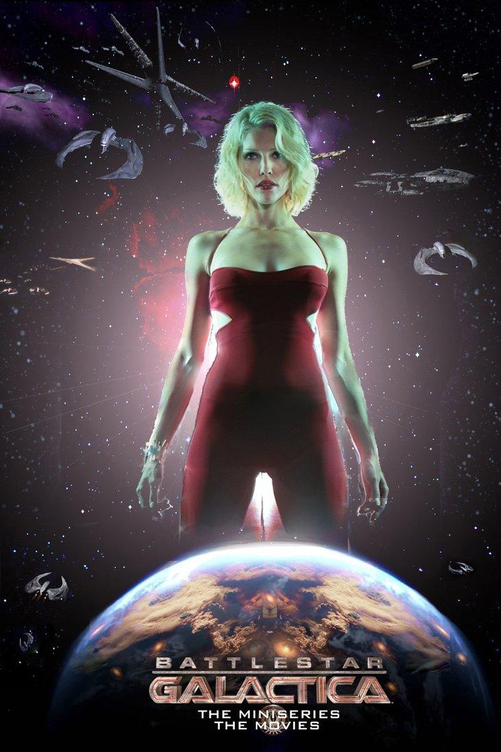 Galaktikos kovos (1 Sezonas) / Battlestar Galactica Season 1