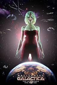 Tricia Helfer in Battlestar Galactica (2003)
