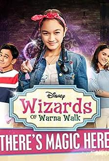 Wizards of Warna Walk (2019– )