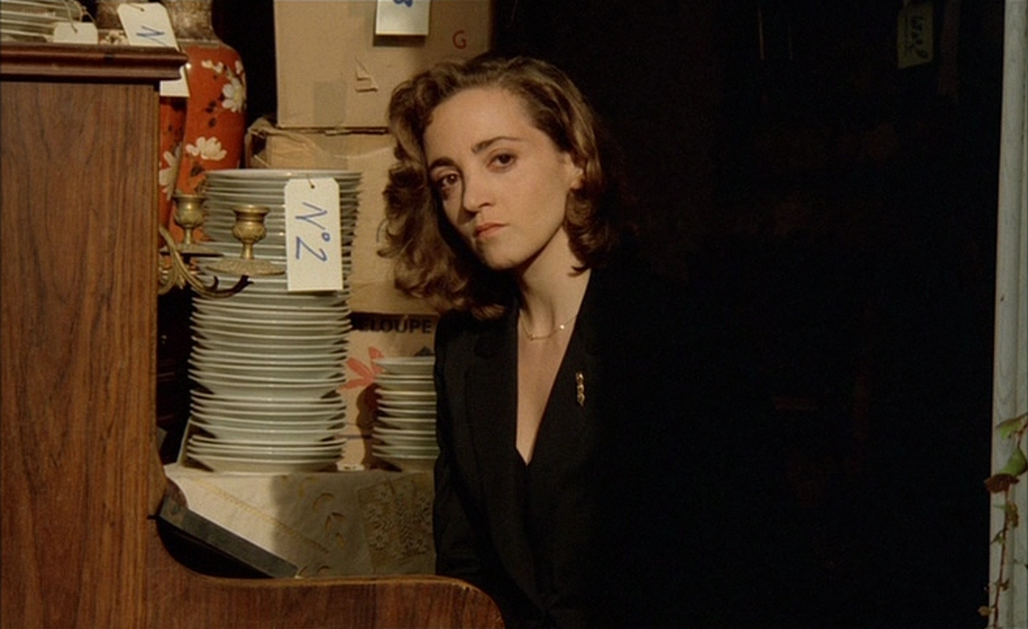 Dominique Blanc in Milou en mai (1990)