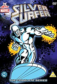 The Origin of the Silver Surfer: Part 1 Poster