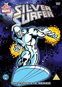 Silver Surfer Erik Fleming