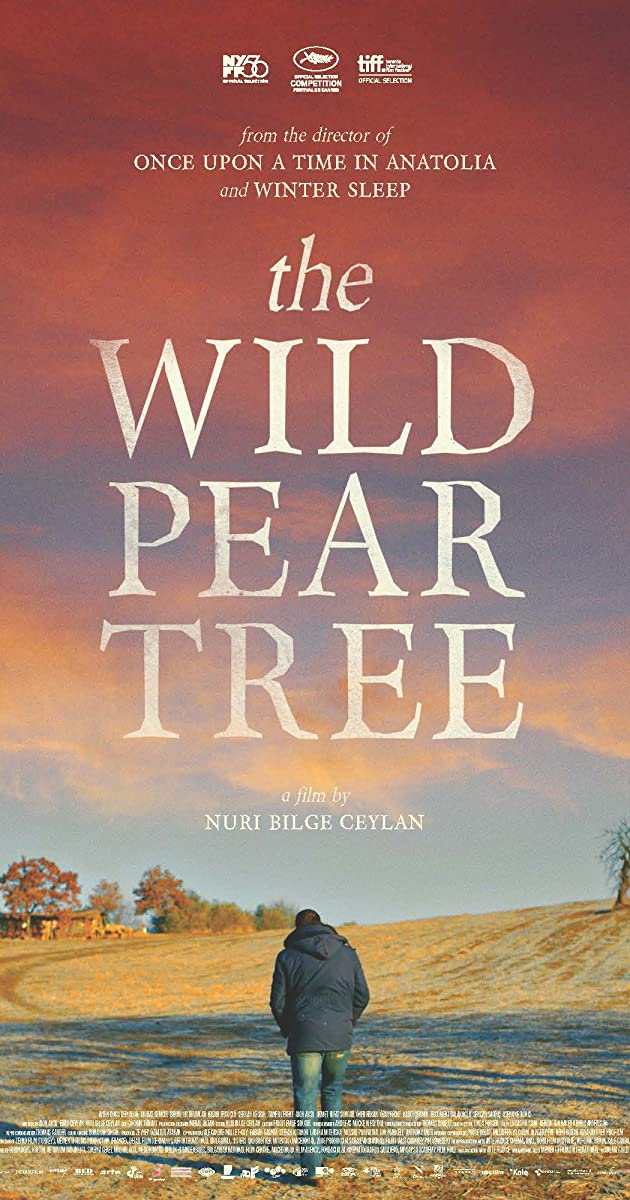 Subtitle of The Wild Pear Tree