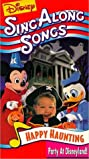 Disney Sing Along Songs: Happy Haunting Party at Disneyland (1998) Poster