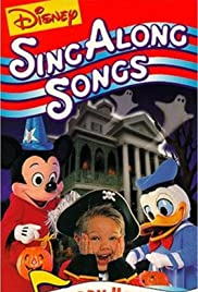 Disney Sing Along Songs: Happy Haunting Party at Disneyland Poster