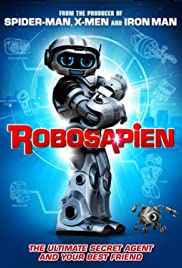 Cody the Robosapien Poster