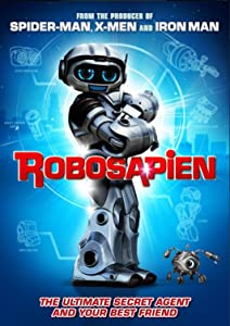 Watch downloadable movies Robosapien: Rebooted by none [1080i]
