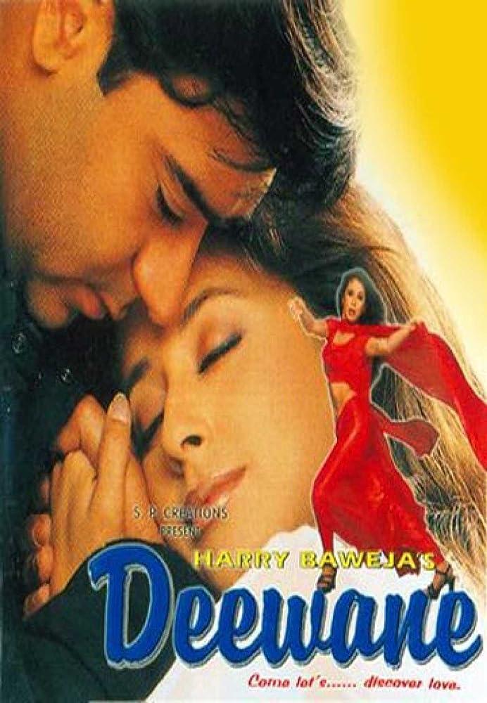 Deewane (2000) WEBRip [1080p-720p-480p] Hindi x264 AAC