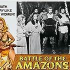 Paola Tedesco in Le Amazzoni - Donne d'amore e di guerra (1973)