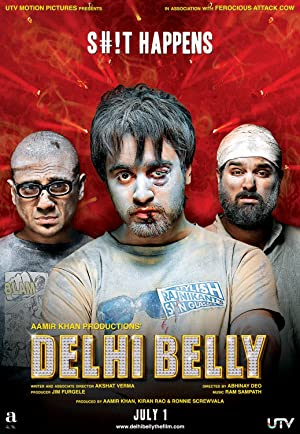 Delhi Belly (2011) Full Movie HD