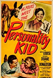 Personality Kid Poster