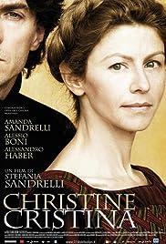 Christine Cristina Poster