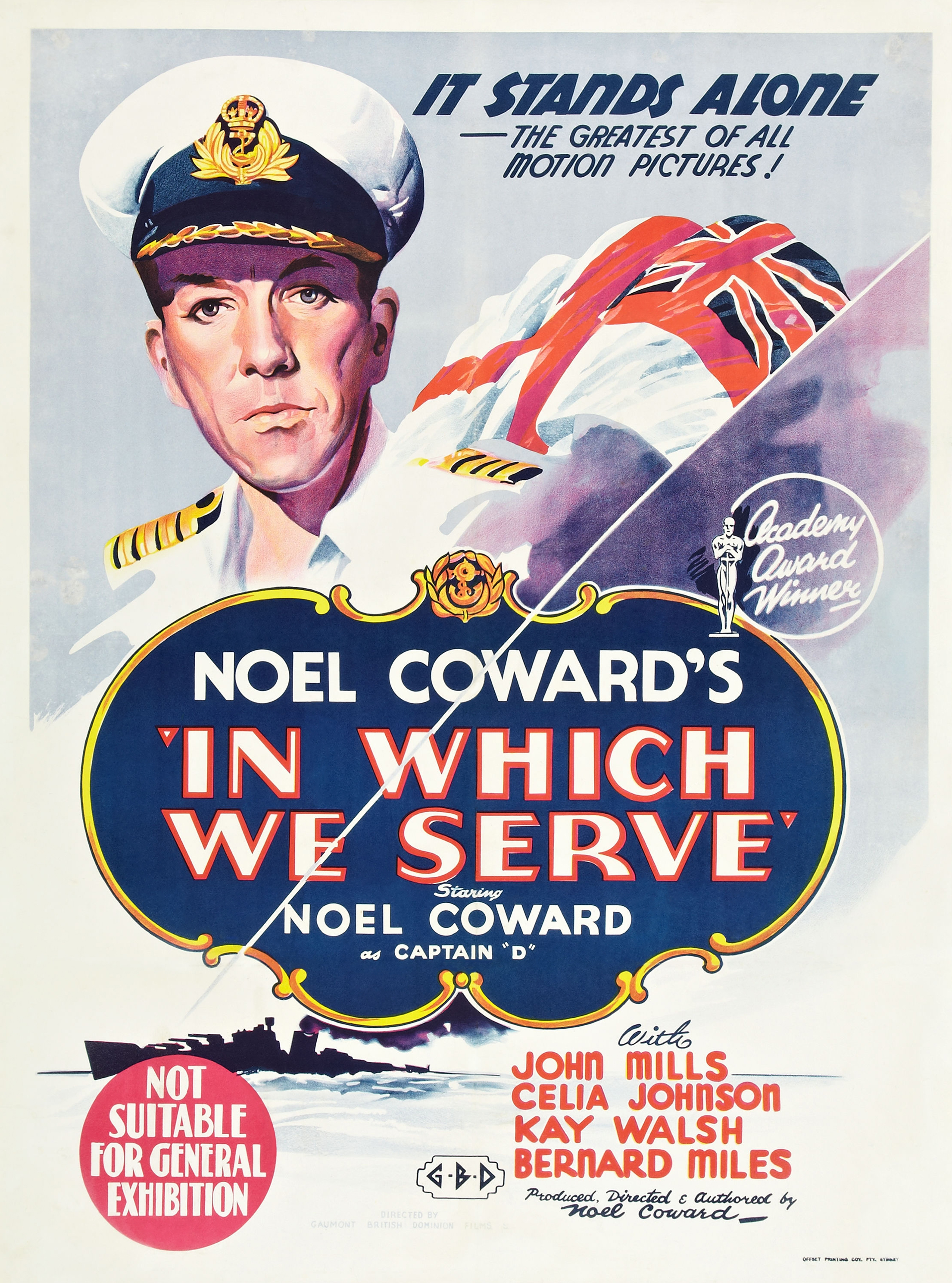In Which We Serve (1942) - IMDb