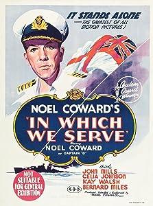 Watch Free In Which We Serve  [Mkv] [420p] [HD] (1942) by Noël Coward UK