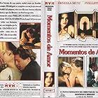 Ornella Muti, Nicola Farron, and Philippe Noiret in Il frullo del passero (1988)