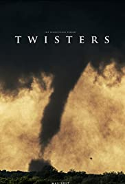 Twisters Poster