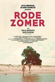 Rode Zomer Poster