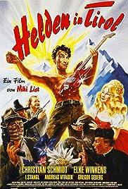Helden in Tirol Poster