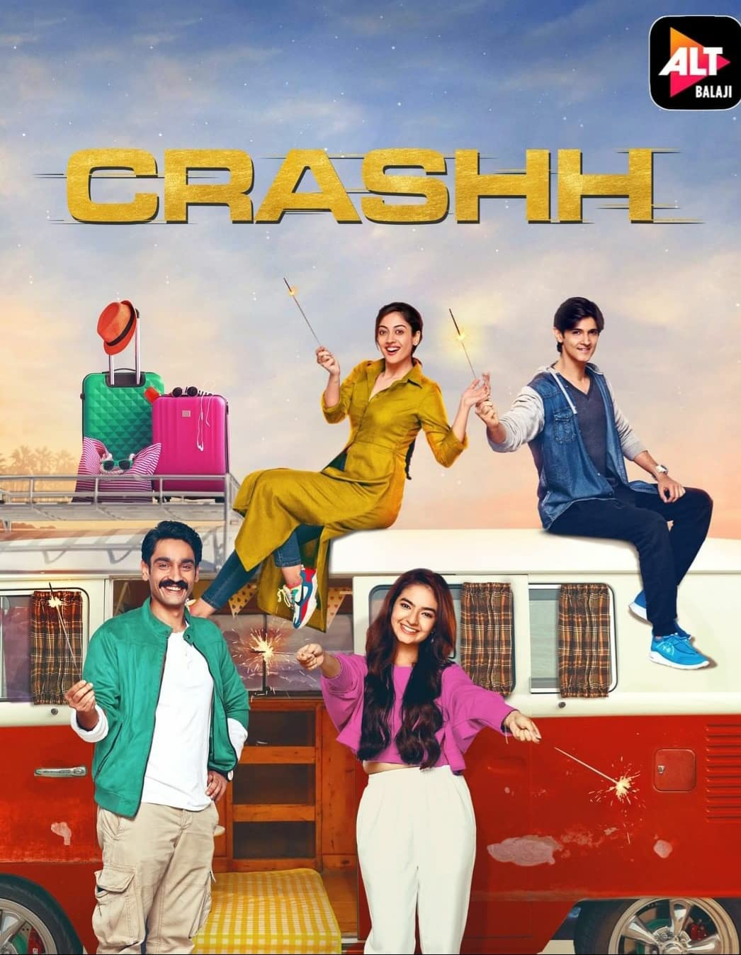 Crashh (2021) Season 1 (AltBalaji)