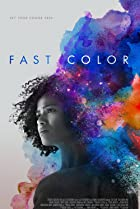 Fast Color (2018) Poster