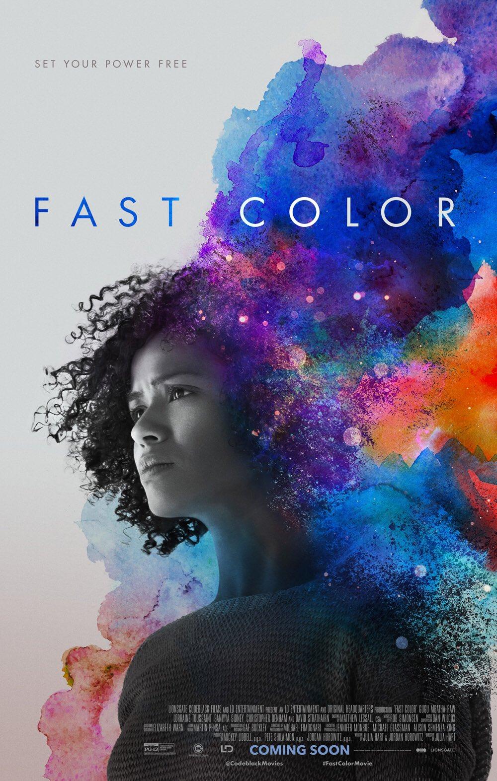 Fast Color (2018) BluRay 480p, 720p & 1080p