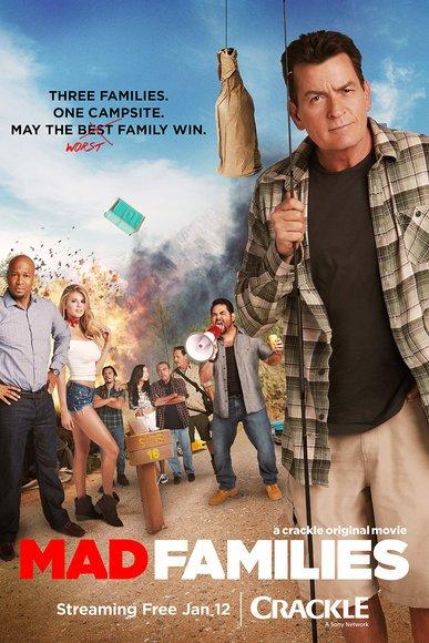 Mad Families (2017) WEBRip 720p