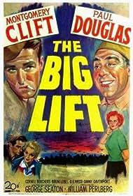 The Big Lift (1950) Poster - Movie Forum, Cast, Reviews