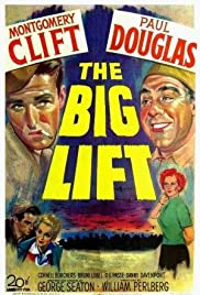 The Big Lift Poster