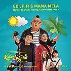 Edward Suhadi, Francy, and Ligwina Hananto in Kulari ke Pantai (2018)