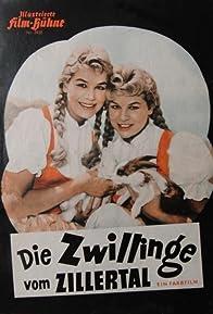 Primary photo for Die Zwillinge vom Zillertal