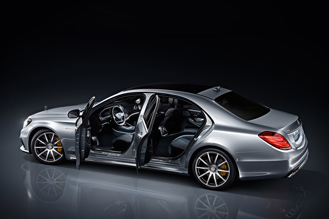 Why Mercedes Benz AMG S63? (2014)