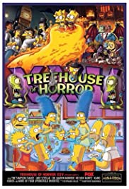 Treehouse of Horror XXV Poster