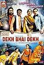 Dekh Bhai Dekh: Laughter Behind Darkness (2009) Poster