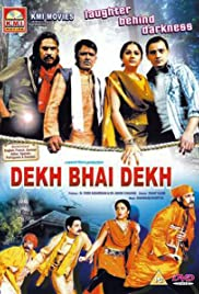 Dekh Bhai Dekh: Laughter Behind Darkness Poster
