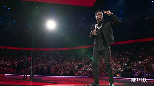 Kevin Hart brings his sold-out comedy tour to a global audience for his first original Netflix standup special. Filmed in front of a live audience of over 15,000 people in London, Hart touches upon his friends, family, travel ... and a year filled with irresponsible behavior.