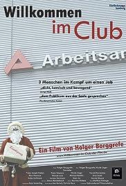 Willkommen im Club Poster