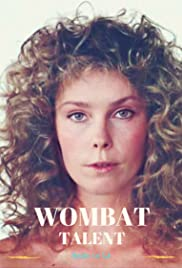 Wombat Talent Poster