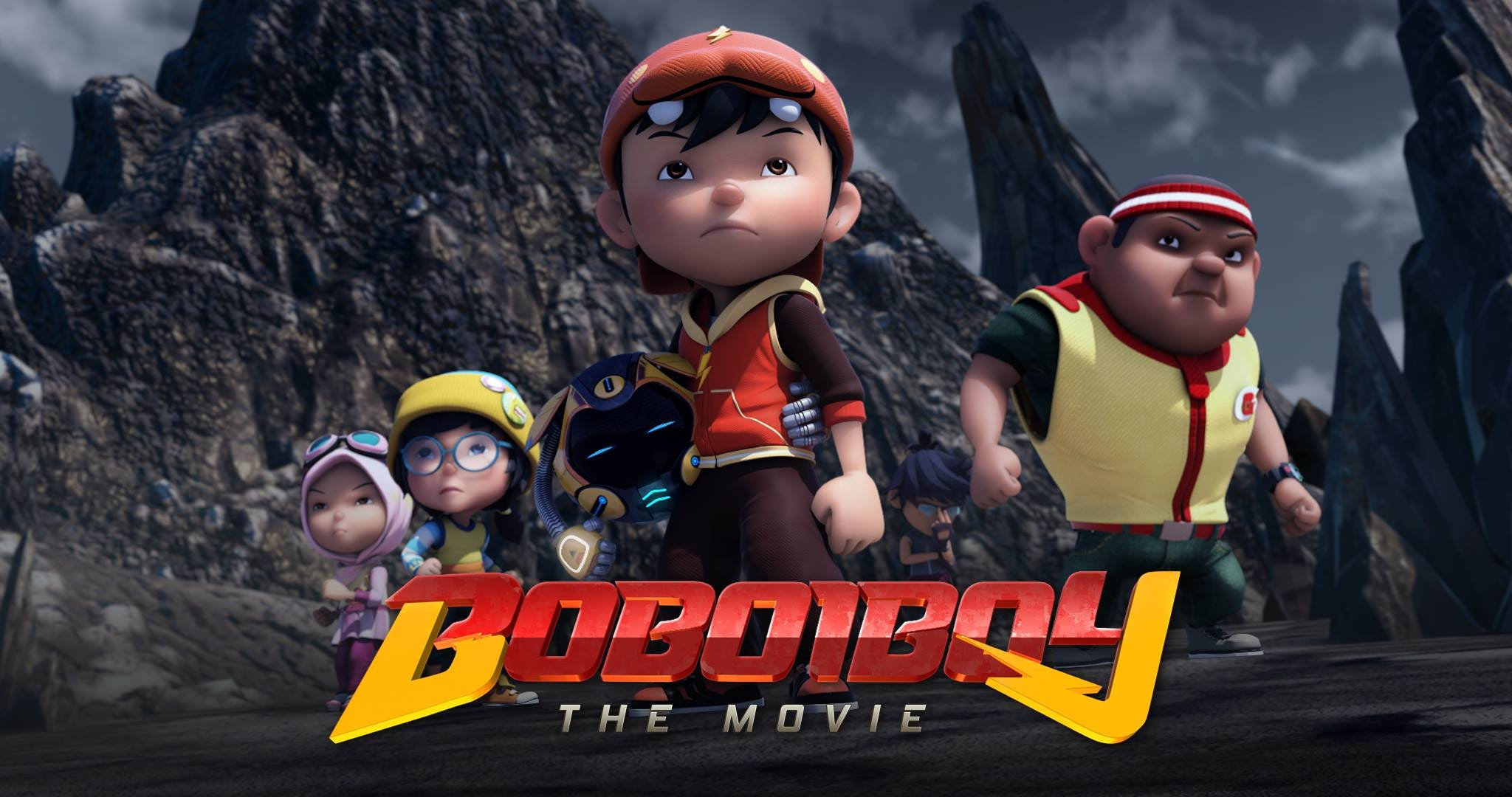 Boboiboy The Movie 2016 Photo Gallery Imdb