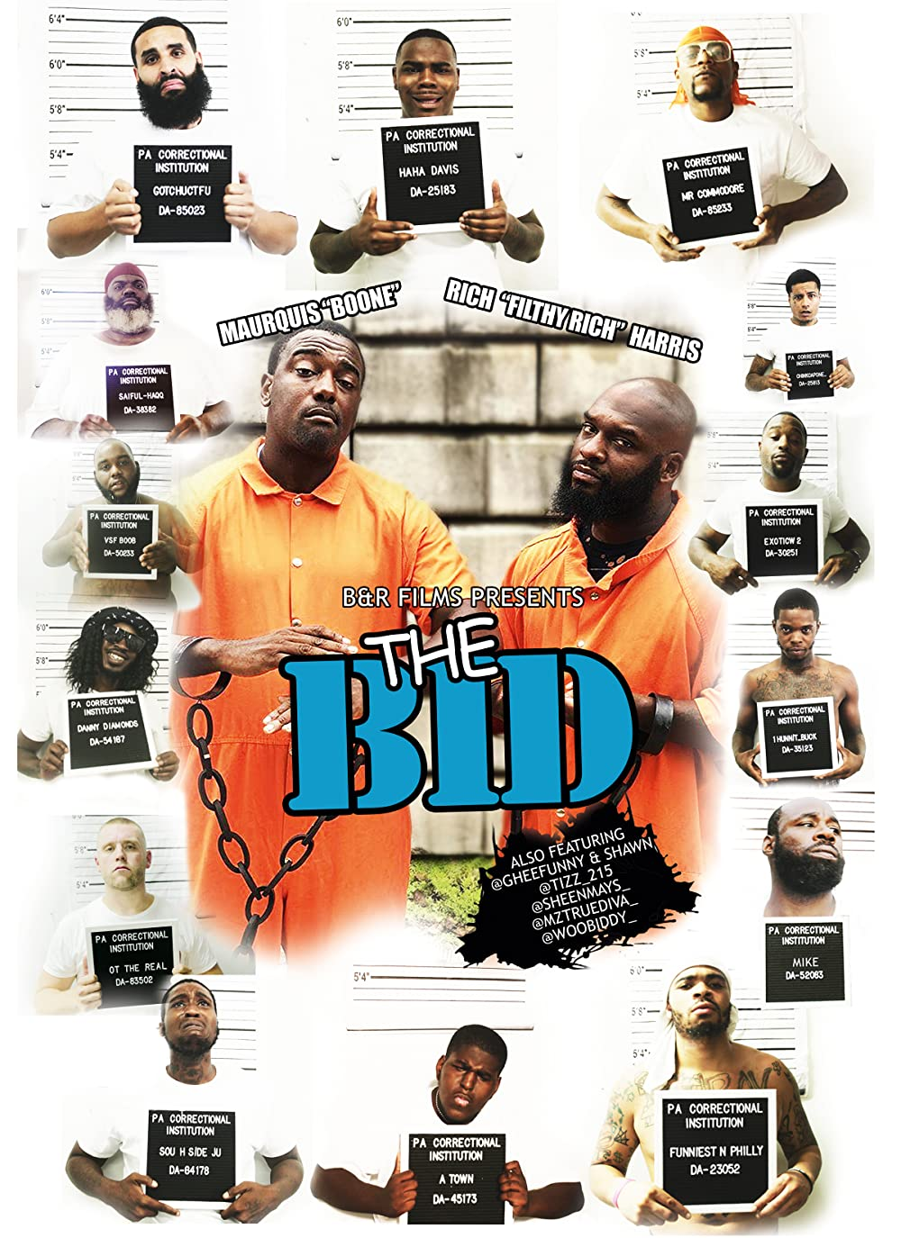 The Bid 2021 English 720p HDRip 800MB Download