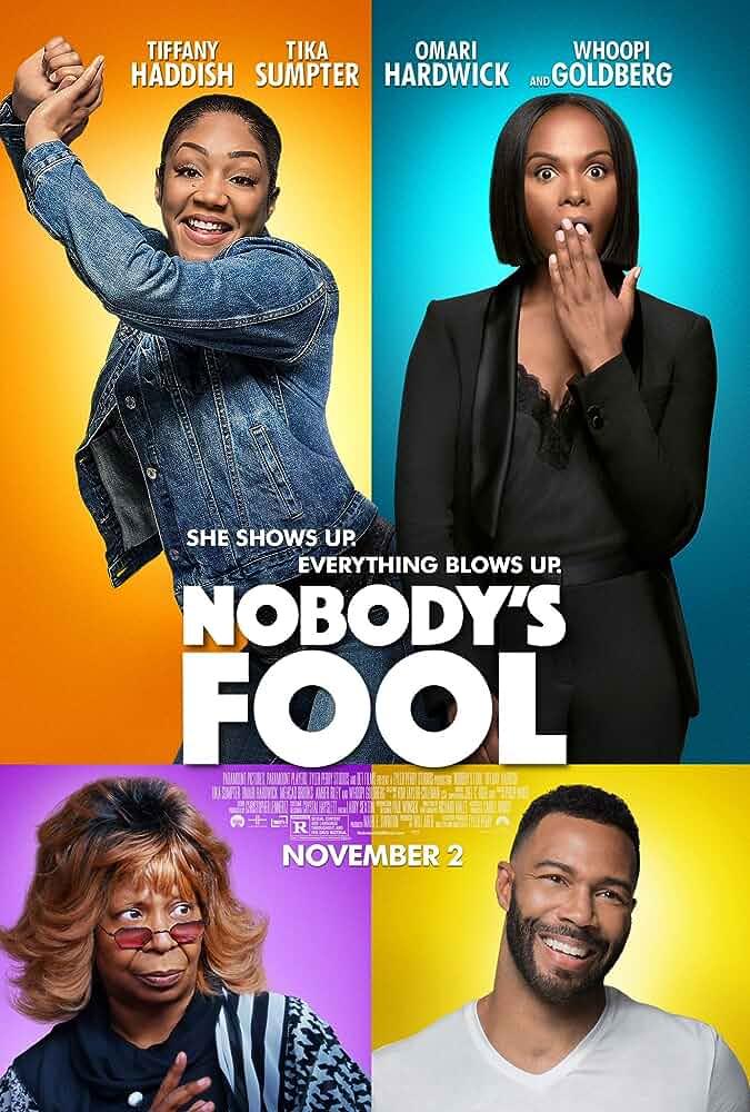 Nobody's Fool (2018) Hindi Dubbed
