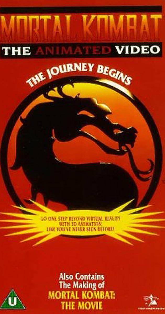 Mortal Kombat The Journey Begins Video 1995 Imdb