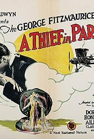 Ronald Colman and Doris Kenyon in A Thief in Paradise (1925)