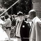 Louis Gossett Jr. and John Crawford in Lawman Without a Gun (1978)