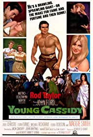 Young Cassidy (1965) Poster - Movie Forum, Cast, Reviews